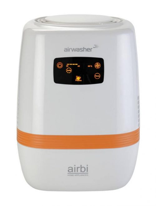 zvlhčovač a čistička vzduchu airbi_airwasher_predny_pohlad_1