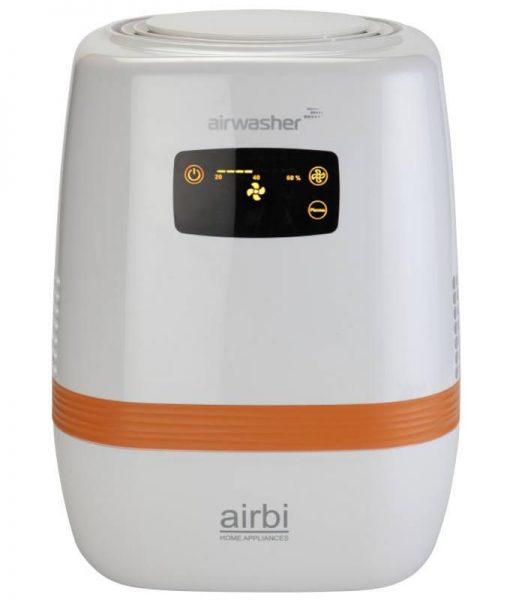 zvlhčovač a čistička vzduchu airbi_airwasher_predny_pohlad_2